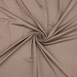 Extensible apparel fabric - light taupe