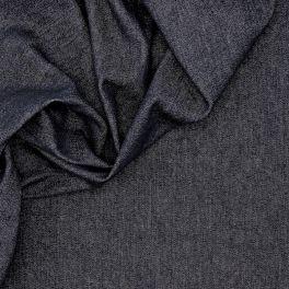 Extensible denim fabric - blue