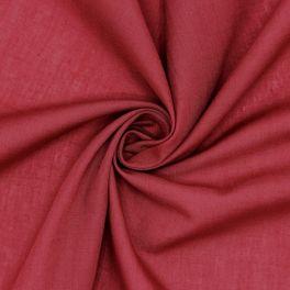 Pocket lining fabric - burgondy