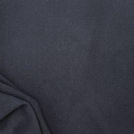 Wool fabric - black