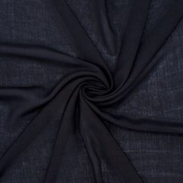Extensible viscose - black