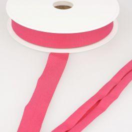 Jersey rekbaar biaisband - framboos