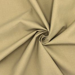 Water-reppelt fabric with old effect - beige
