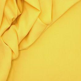 Stof in viscose en linnen met gevlamd effect