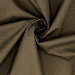 Tissu imperméable brun kaki
