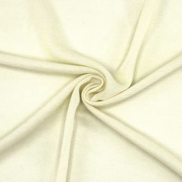 Heavy veil in viscose - cream