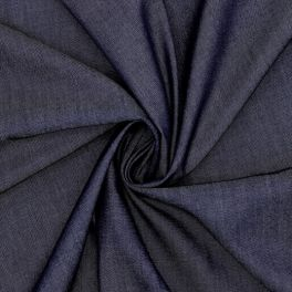 Jersey viscose jeans - blauw