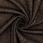 Flannel of wool - brown