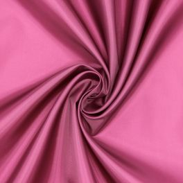 100% polyester lining - ruby