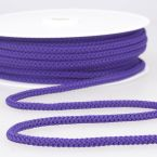 Braided cord - violet