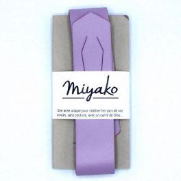Unique strap - purple