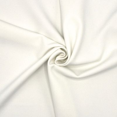 Extensible fabric - off white