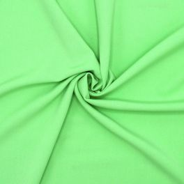 Stretch fabric with twill weave - pistachio green