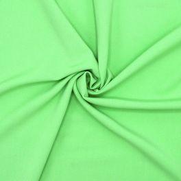 Stretch stof met keperbinding - pistachegroen