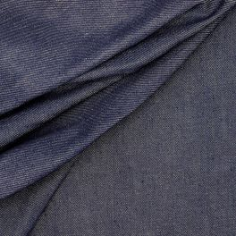 Denim fabric - plain blue