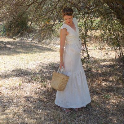 Patroon Trésor jurk en bloes 34-50