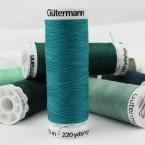 Green sewing thread Gütermann 189