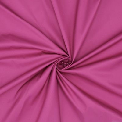 Windproof fabric in polyester - pink