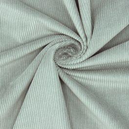 Needlecord fabric - grey