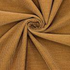 Needlecord fabric - cinnamon
