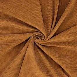 Needlecord fabric - hazelnut