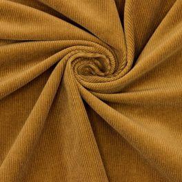 Needlecord fabric - bronze