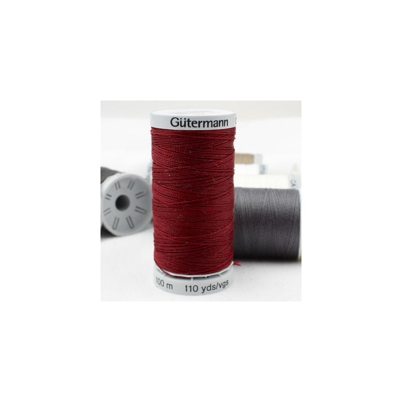 Red Extra Strong sewing thread