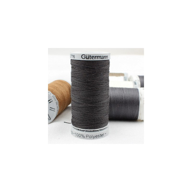 Grey Extra Strong sewing thread