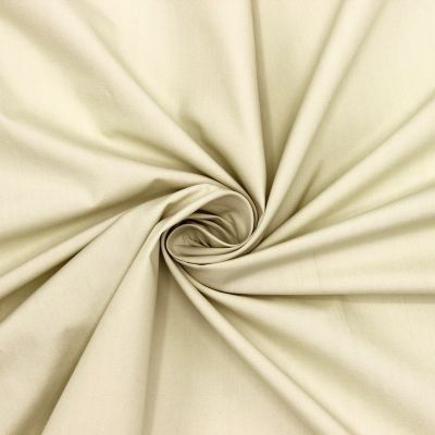Tissu extensible crème