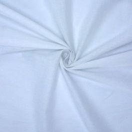 Sluier van katoen - wit