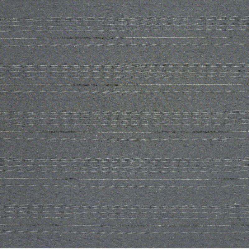 Jacquard stof met strepen - grijs