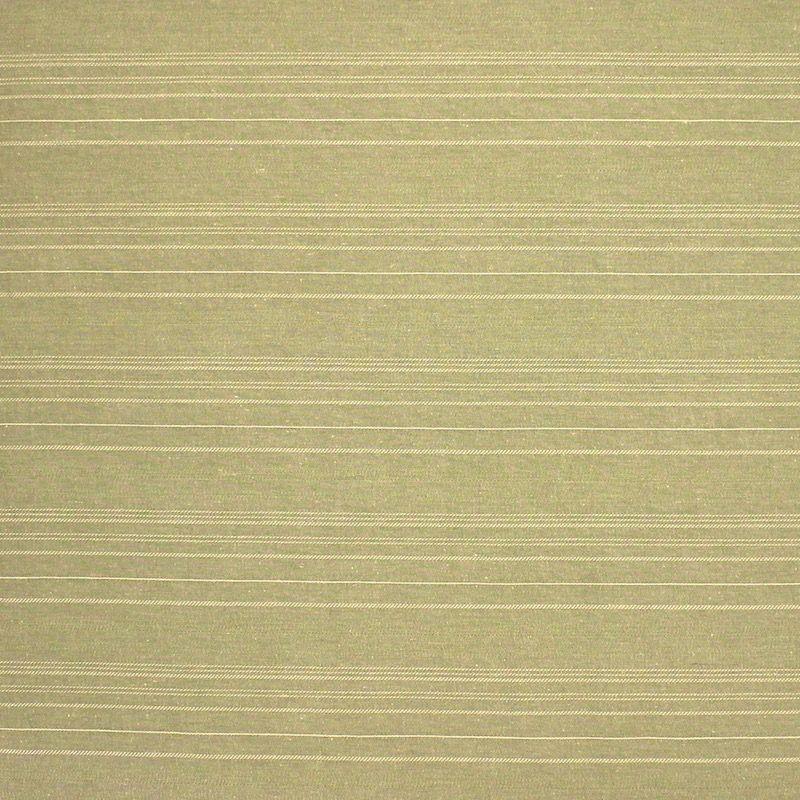 Jacquard stof met strepen - lichtkaki