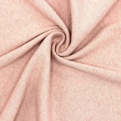 Bord côte tubulaire rose