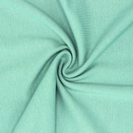 Tubular edging fabric - mint green