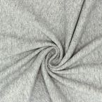 Tubular edging fabric - light grey