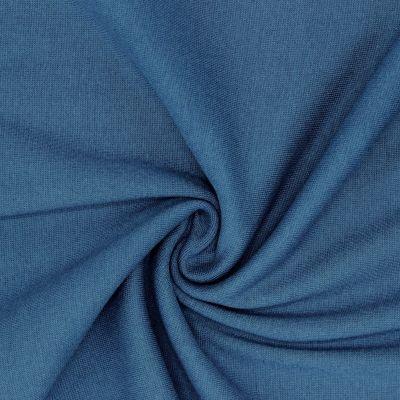 Bord côte tubulaire bleu