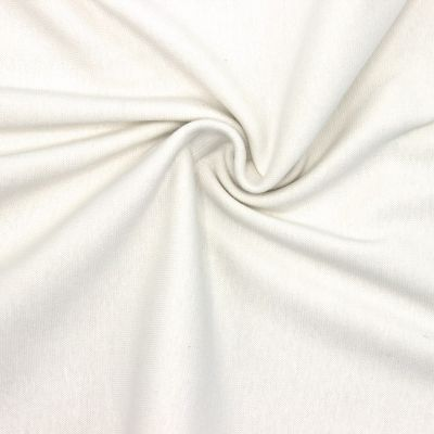 Tubular edging fabric - off white