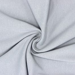 Tubular edging fabric - grey
