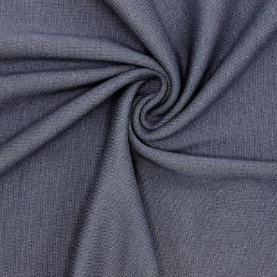 Bord côte tubulaire gris foncé
