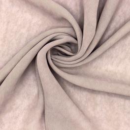 Slightly marbled veil - taupe