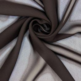Veil 100% viscose - brown