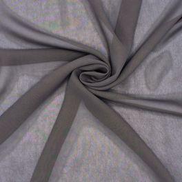 Veil 100% viscose - elephant grey