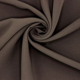 Extensible apparel fabric - taupe