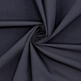 Apparel fabric - navy blue