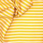 Stof met gele strepen