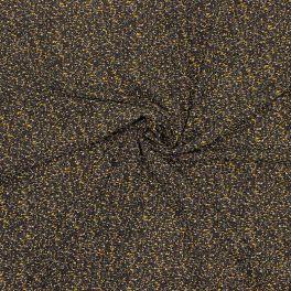 Tissu polyester imprimé