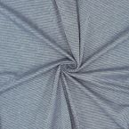 Jacquard jersey met pied-de-poule motief - grijs