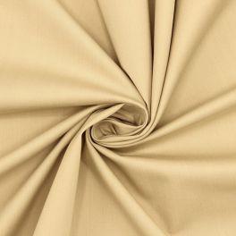 Tissu stretch beige