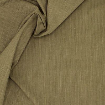 Coton extensible émerisé kaki