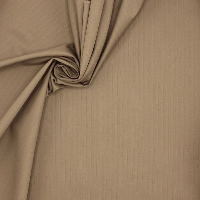 Coton extensible taupe